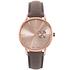 Gant Damen Uhr Park Hill II Midsize silber/grau/rosegold (1)