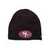 New Era San Francisco 49ers Beanie On Field Tech Knit schwarz/rot (1)