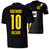 Puma Borussia Dortmund Auswärts Trikot HAZARD 2020/2021 Kinder (1)