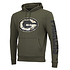 New Era Green Bay Packers Hoodie Camo Injection grün (1)