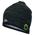 New Era Seattle Seahawks Beanie On Field Tech Knit grün/schwarz (1)