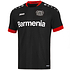Jako Bayer 04 Leverkusen Trikot 2020/2021 Heim (1)