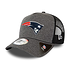New Era New England Patriots Cap Shadow Tech Trucker grau (1)