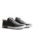 TRAVELIN OUTDOOR Sneaker Aberdeen Low grau/schwarz (1)