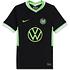 Nike VfL Wolfsburg Trikot 2020/2021 Auswärts Kinder (1)