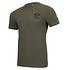 New Era NFL Shield T-Shirt Camo Injection grün (1)