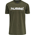 hummel T-Shirt Go Cotton Logo grape leaf