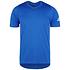 Adidas T-Shirt Training Perfomance Blau (1)