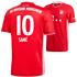 Adidas FC Bayern München Heim Trikot SANÉ 2020/2021 Kinder (1)