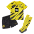 Puma Borussia Dortmund Trikot Heim 2020/2021 Mini Kit (1)