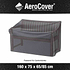 Aero Cover Schutzhülle 3-Sitzer 160x75x65/85 cm anthrazit (1)