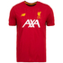 New Balance FC Liverpool Trainingsshirt Pre-Match rot/weiß (1)