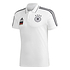 Adidas Deutschland DFB Poloshirt 3S EM 2021 Weiß (1)