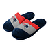 Forever Collectibles New England Patriots Hausschuhe Colourblock blau/grau/rot (1)