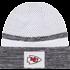 New Era Kansas City Chiefs Beanie Super Bowl 55 Sideline weiß (1)
