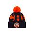 New Era Chicago Bears Beanie On Field Sport Knit schwarz/orange (1)