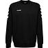hummel Sweatshirt Go Cotton schwarz (1)