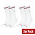Tommy Hilfiger Socken 2er Pack ICONIC SOCK Weiß