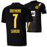 Puma Borussia Dortmund Auswärts Trikot SANCHO 2020/2021 Kinder (1)