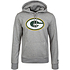New Era Green Bay Packers Hoodie Team Logo hellgrau (1)