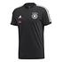 Adidas Deutschland DFB T-Shirt 3S EM 2021 Schwarz (1)
