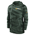 Nike Green Bay Packers Hoodie Team Sideline grün (1)