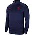 Nike Frankreich Track Jacket EM 2021 Blau (1)
