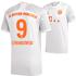 Adidas FC Bayern München Auswärts Trikot Lewandowski 2020/2021 (1)