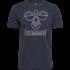 hummel T-Shirt Peter blau (1)