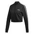 Adidas Trainingsjacke Core Linear Damen schwarz (1)