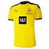 Puma Borussia Dortmund Trainingsshirt 2020/2021 Gelb (1)
