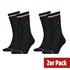 Tommy Hilfiger Socken 2er Pack ICONIC SOCK Schwarz