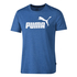 Puma T-Shirt ESS + Galaxy Blue