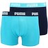 Puma Boxershorts 2er Pack Retropants Blau/Royal