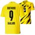 Puma Borussia Dortmund Heim Trikot HAALAND 2020/2021 Kinder (1)