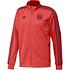 Adidas FC Bayern München Freizeitjacke Rot (1)