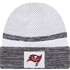 New Era Tampa Bay Buccaneers Beanie Super Bowl 55 Sideline weiß