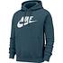 Nike Hoodie Sportswear Club Fleece Türkis
