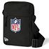 New Era NFL Shield Umhängetasche Logo schwarz (1)