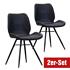 BREAZZ Stuhl Lurenz 2er Set blau