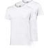 Puma T-Shirt 2er Pack Basic Crew Weiß