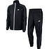 Nike Trainingsanzug Sportswear Schwarz/Weiß/Weiß (1)