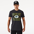 New Era Green Bay Packers T-Shirt Team Logo grün