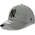 New Era New York Yankees Cap Jersey Essential 39THIRTY grau (1)