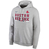 Nike Boston Red Sox Hoodie Color Bar Club grau (1)