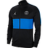 Nike JORDAN Paris Saint-Germain Track Jacket 2020 Schwarz (1)