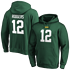 Fanatics Green Bay Packers Hoodie N&N Rodgers No 12 dunkelgrün (1)