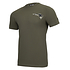 New Era New England Patriots T-Shirt Camo Injection grün (1)