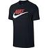 Nike T-Shirt Futura Icon Schwarz/Rot/Weiß (1)