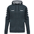 hummel Kapuzenjacke Go Cotton Zip india ink (1)